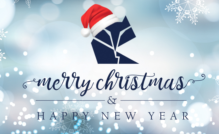 Merry Christmas and Happy New Year By Wreko